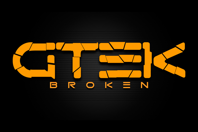 Gtek - Broken example image 1