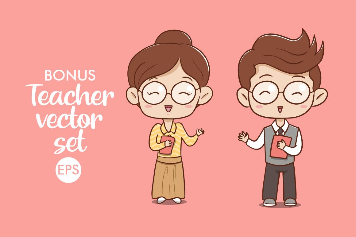 Beloved Teacher example image 6