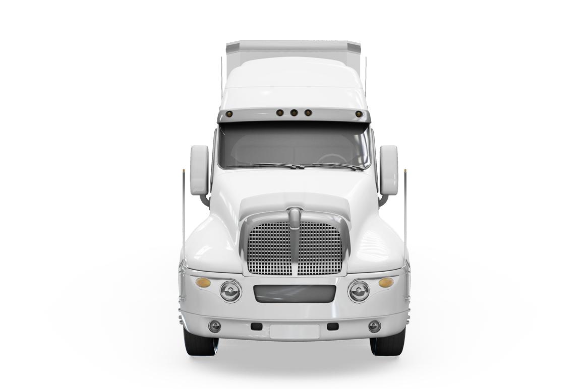 Truck Mockup example image 3