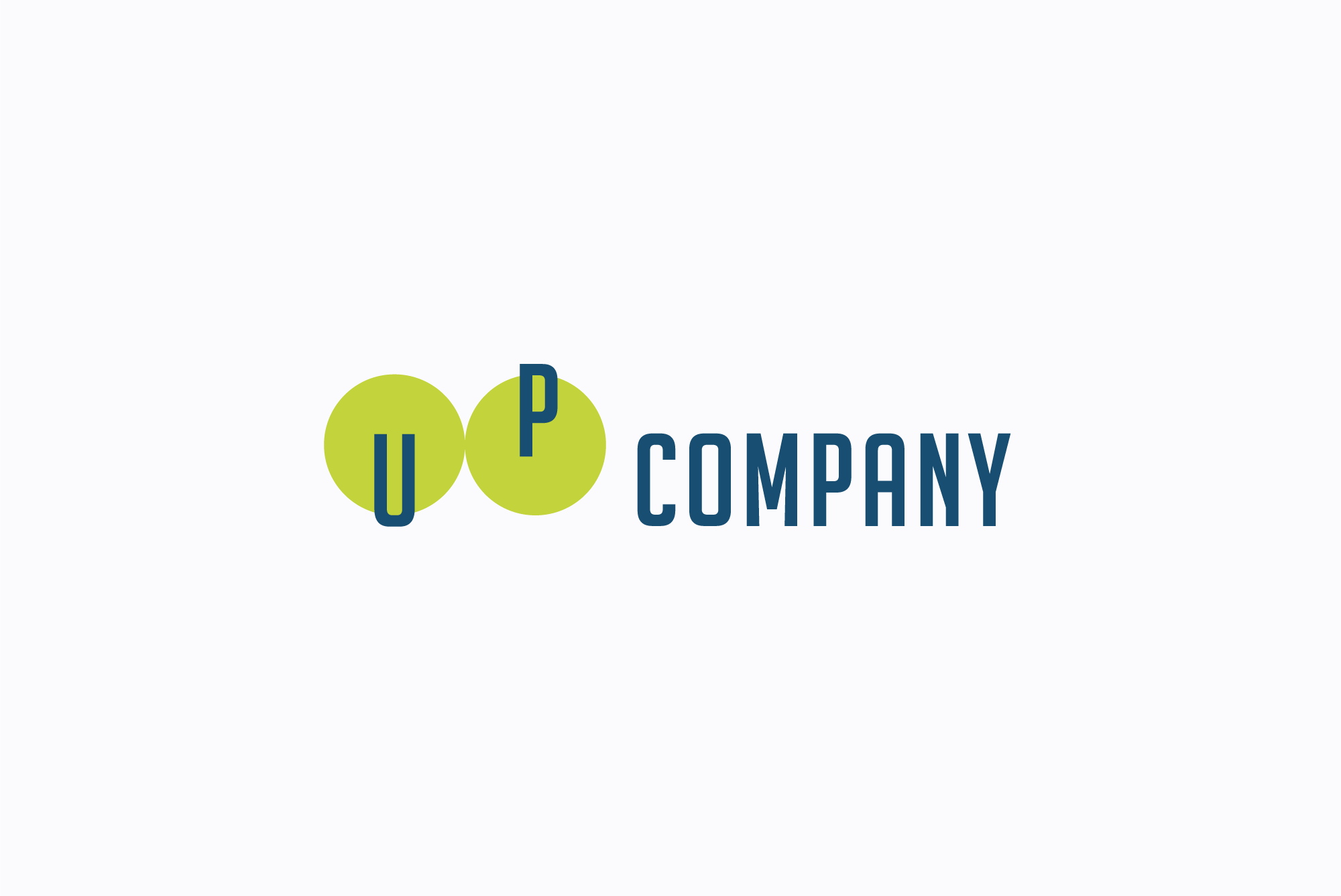 UP company logo example image 1