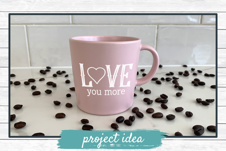 Love Design Bundle - Valentine SVG Cut Files example image 2