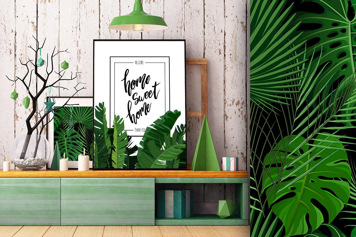 Tropical Summer Patterns + Bonus! example image 4