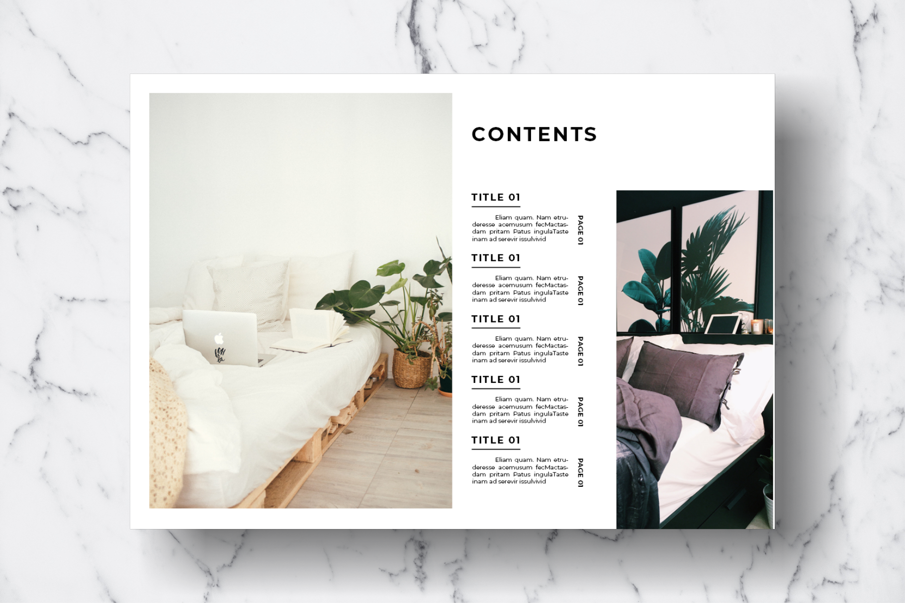 Magazine Template Vol. 08 example image 2