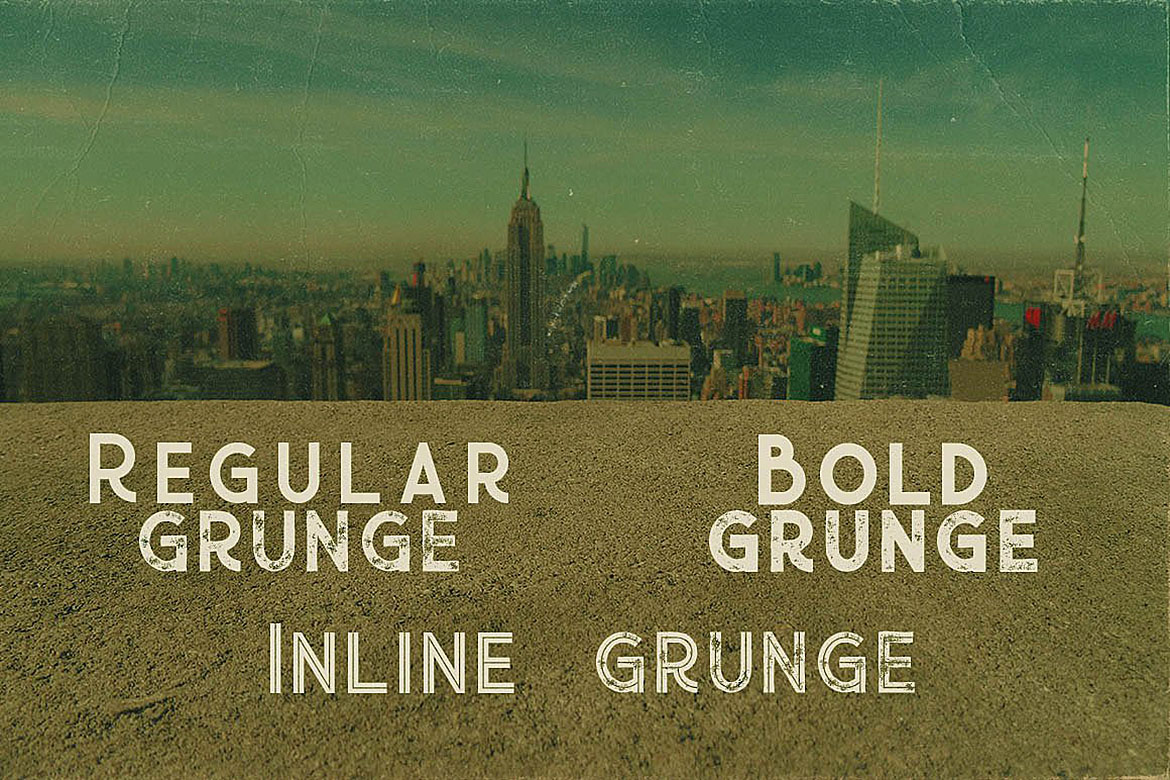 Urban - Display Style Font example image 3