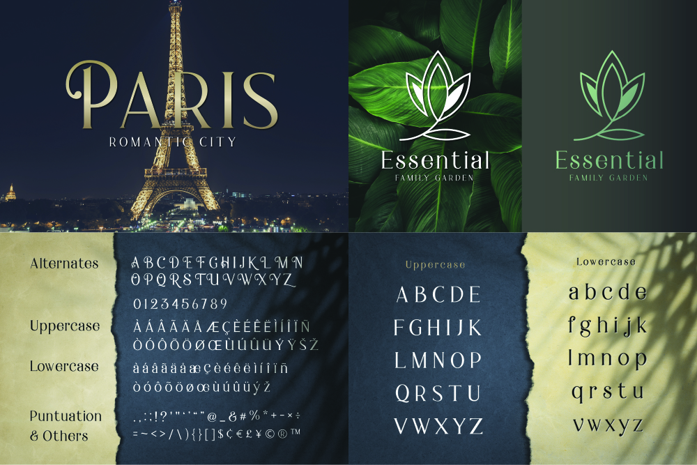 Crafted Font Bundle example image 8