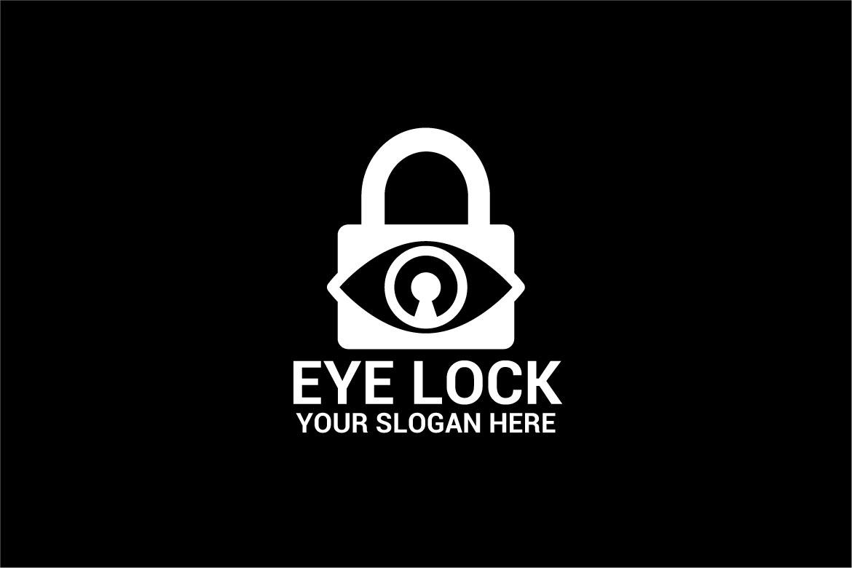 eye lock logo example image 3
