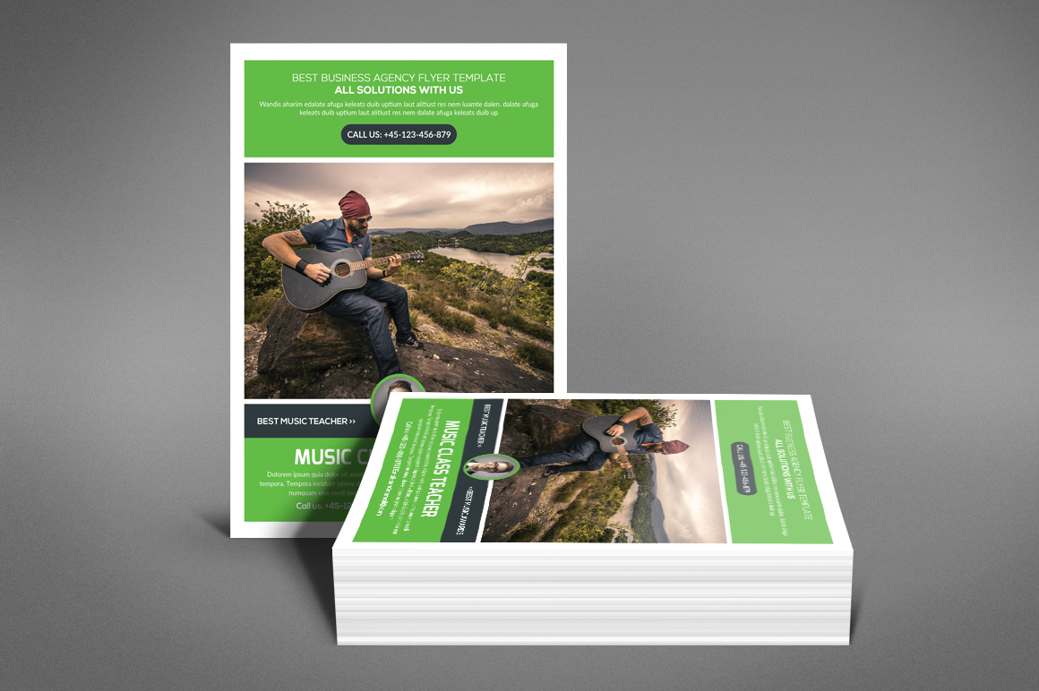 Business Psd Flyer example image 3