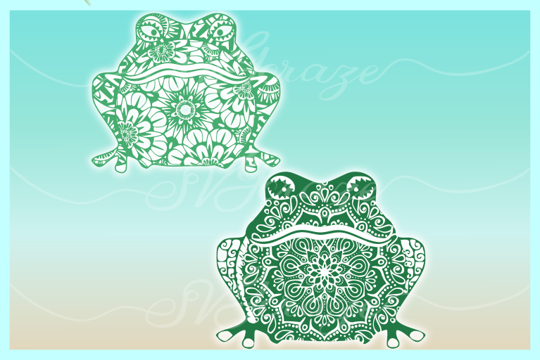 The Very Therapeutic Mandala SVG Bundle example image 8