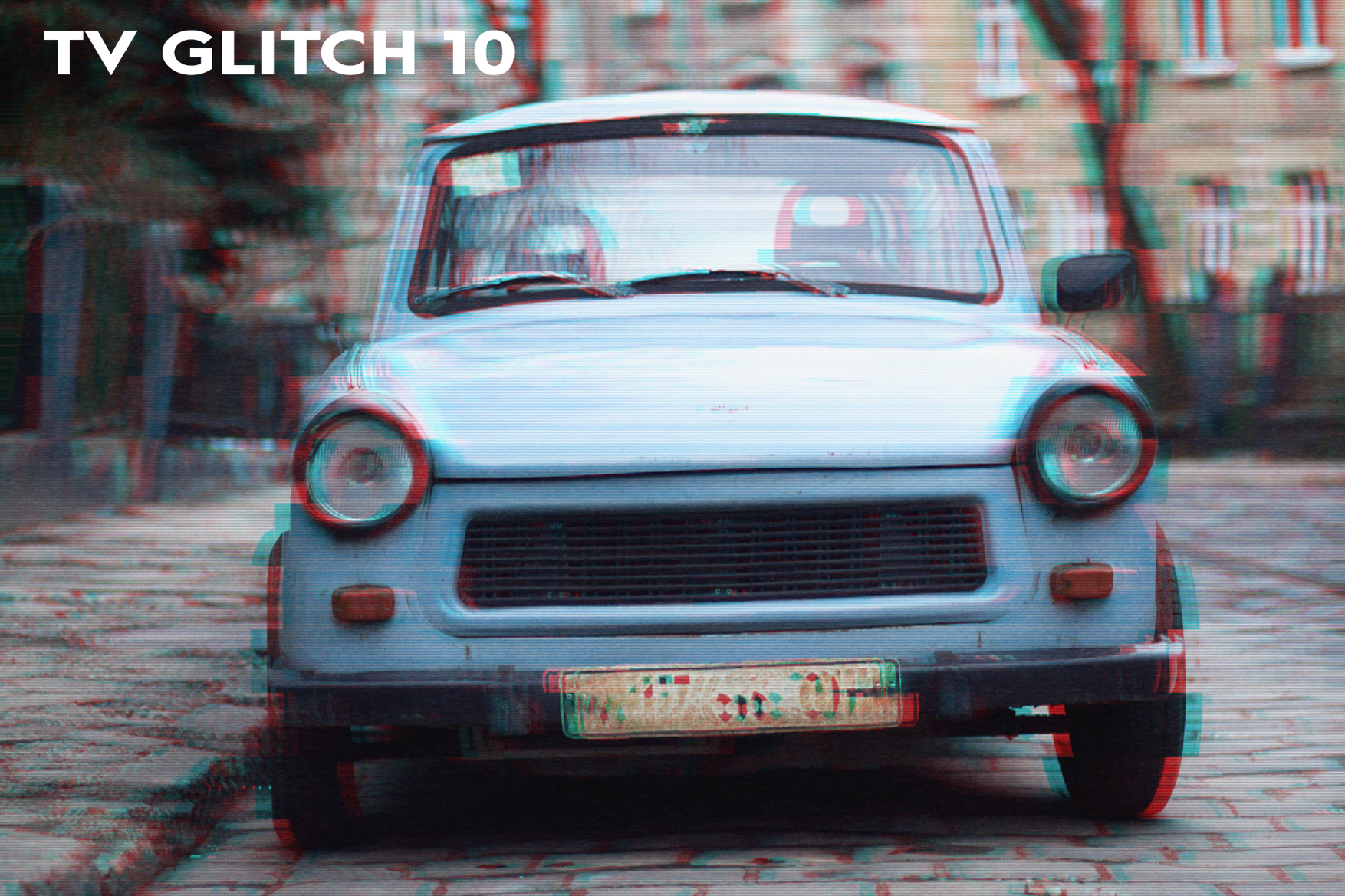 AL's Glitch TV Action Pack Vol. 1 example image 12
