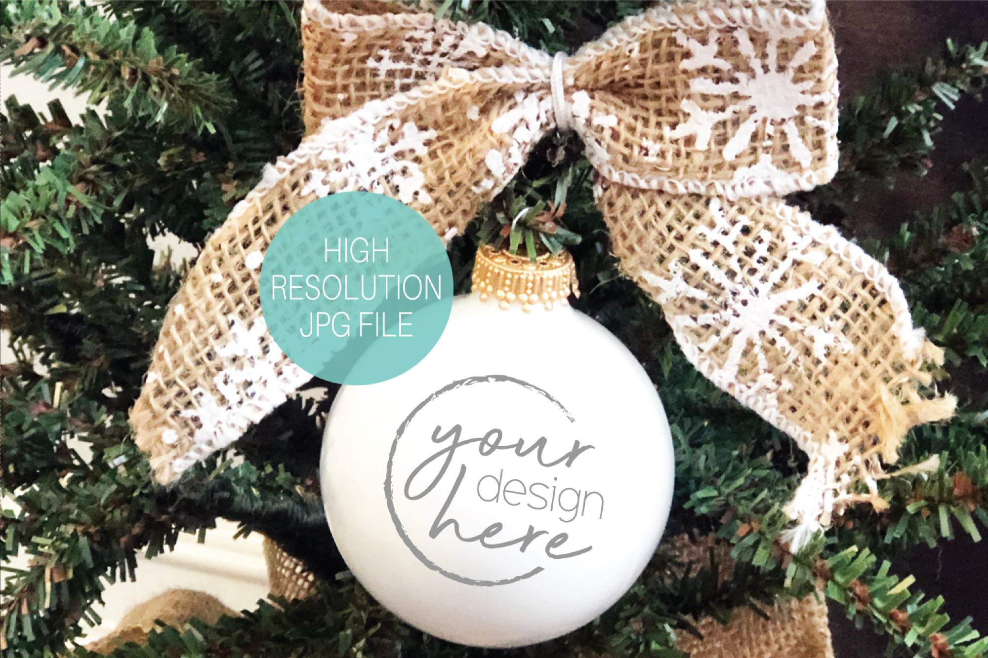 Christmas Holiday Mockup Bundle | 10 Holiday Mockup Bundle example image 7