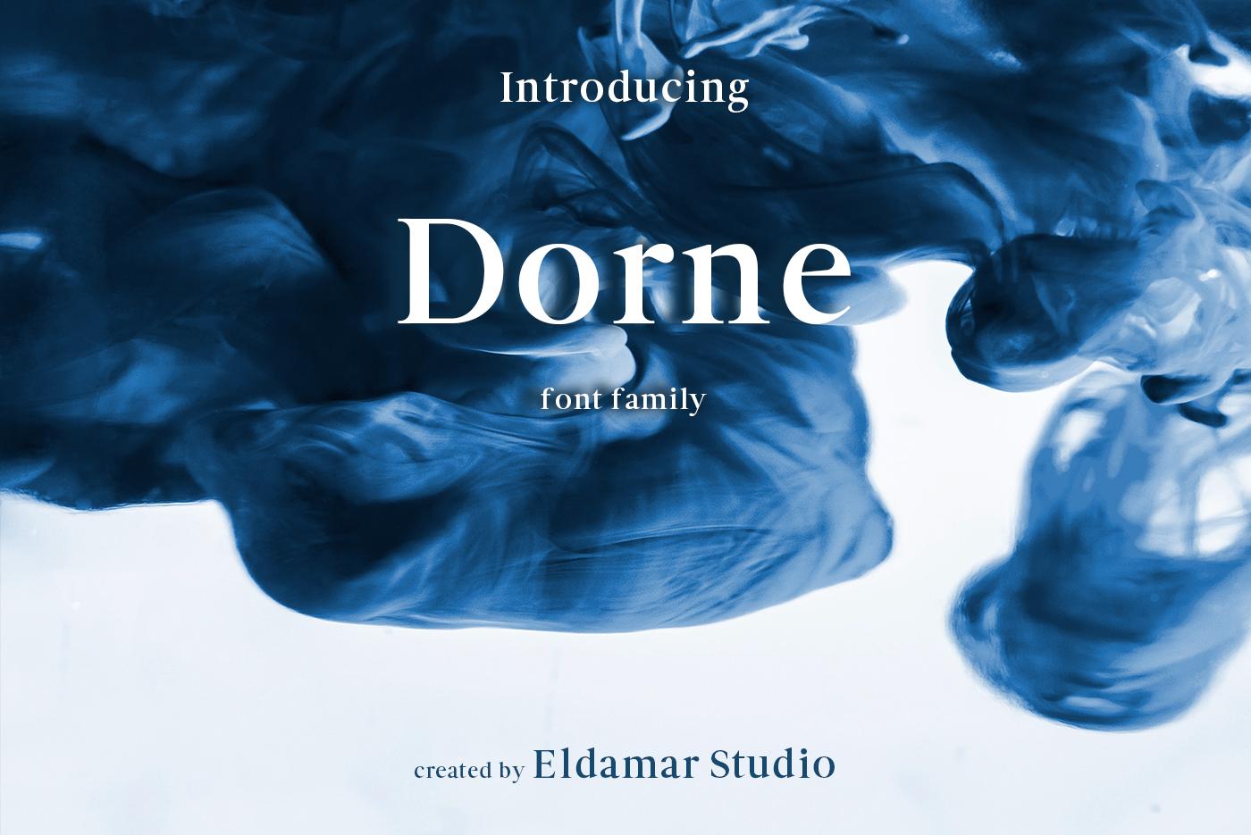 Dorne Font example image 1