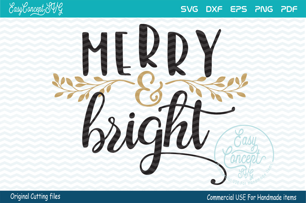 Merry and Bright example image 1