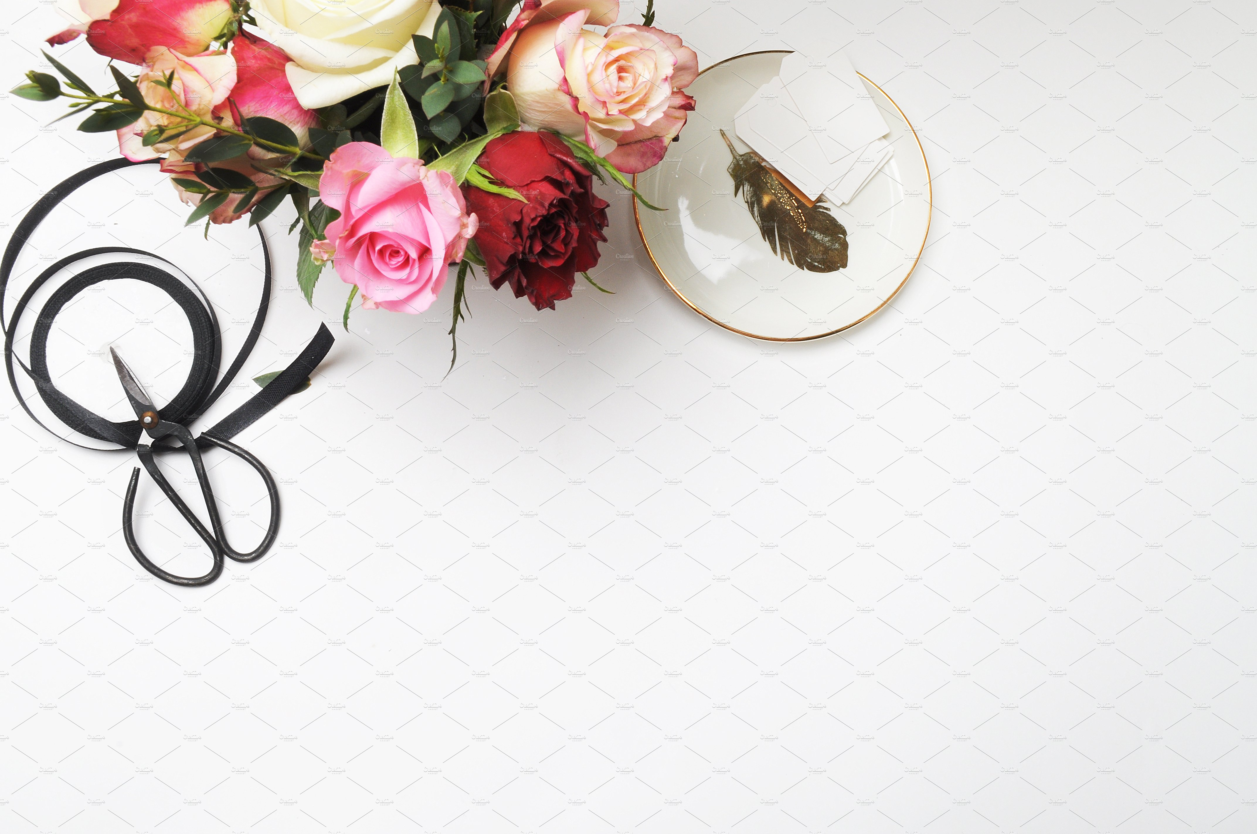 Floral Mockup Pack example image 11