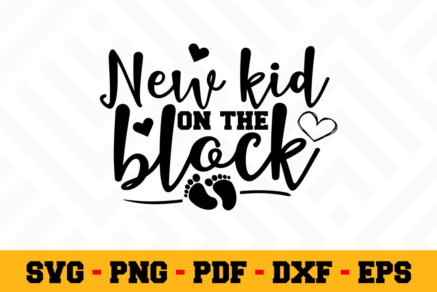 Newborn SVG Design n459 | Newborn SVG Newborn Cut File example image 1