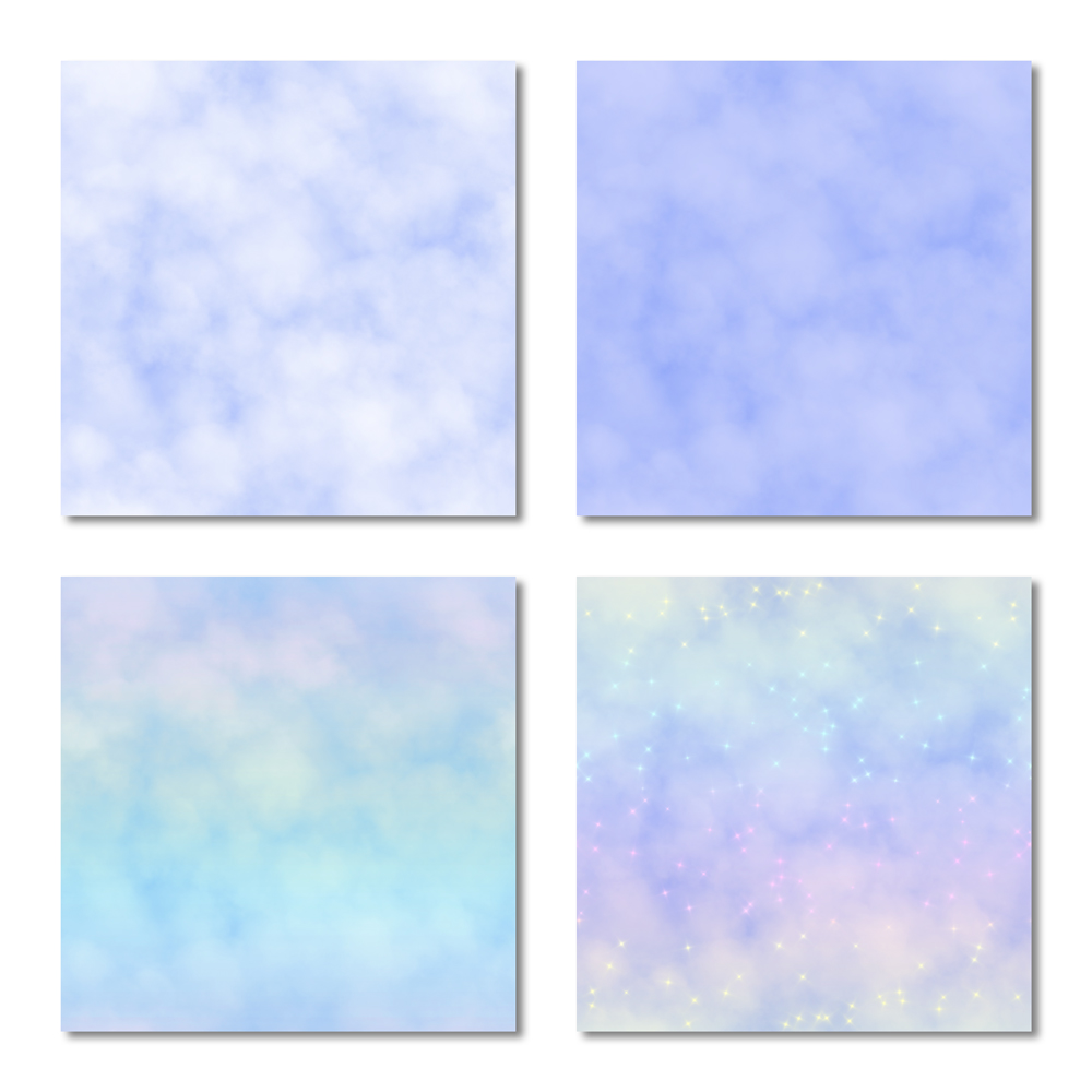 Cloudy Soft Textures example image 2