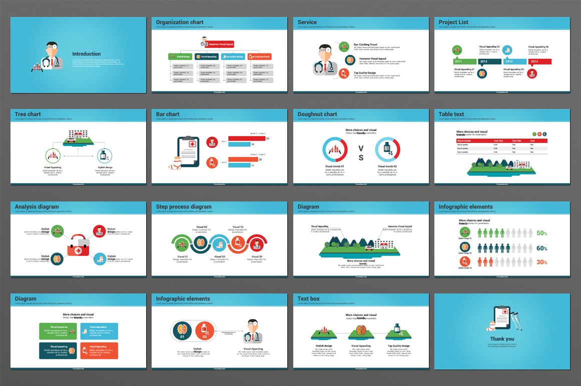 Health PPT Template example image 4