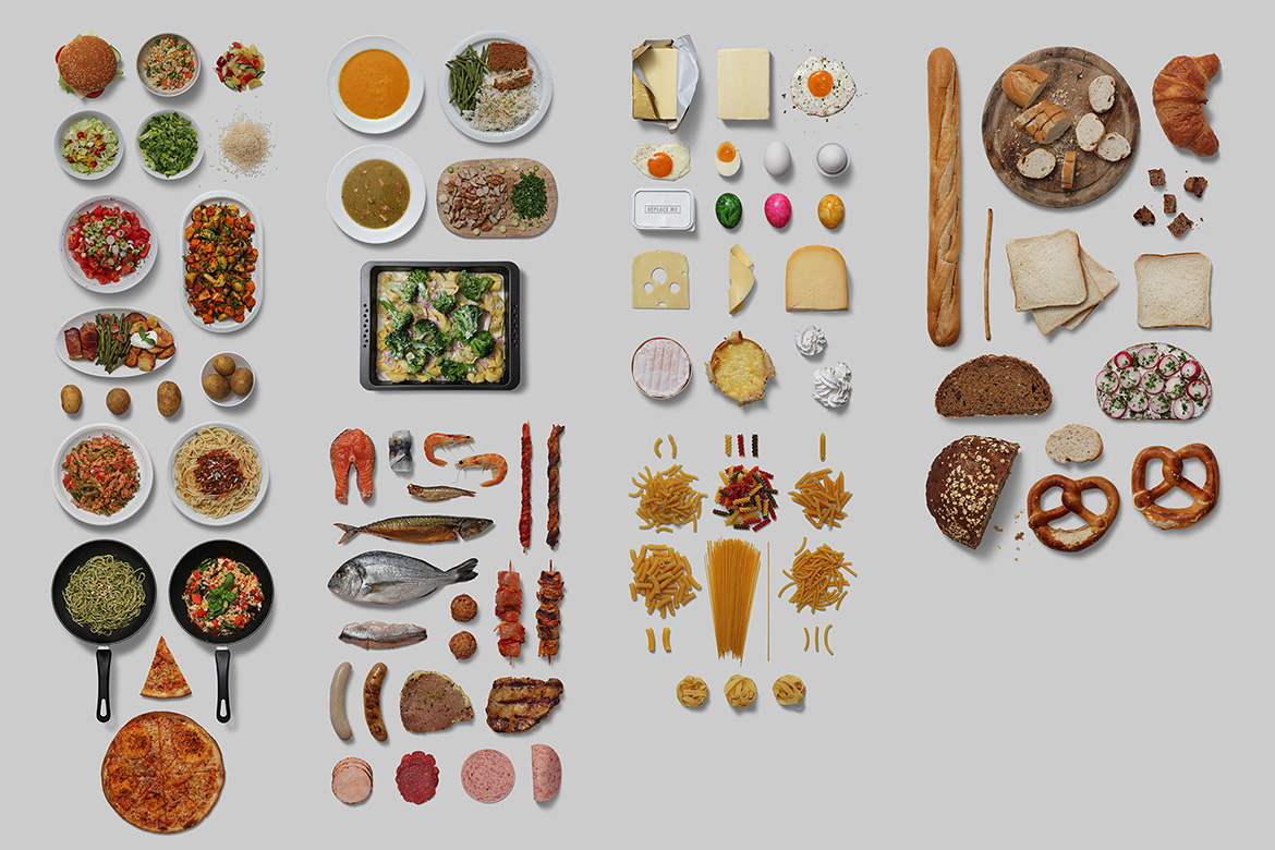 Meals - Isolated Food Items example image 2