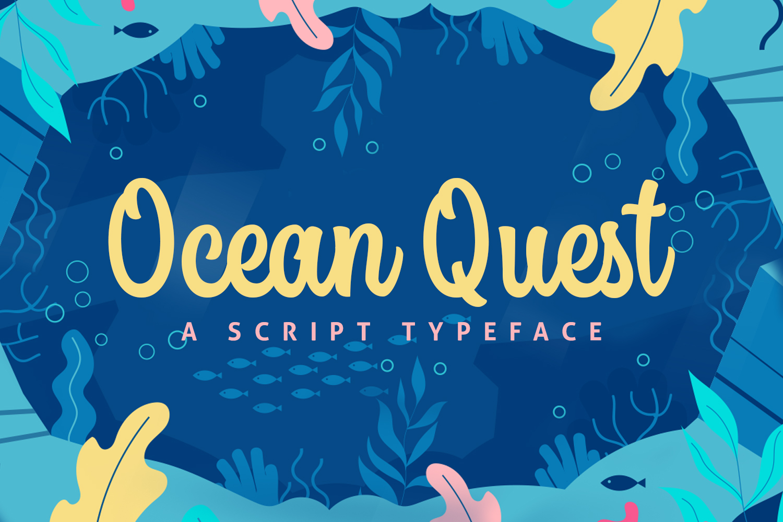 Ocean Quest example image 1