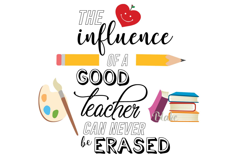 Teacher Quotes: Teacher Quote Svg Teacher Appreciation Svg Teacher Gift Svg