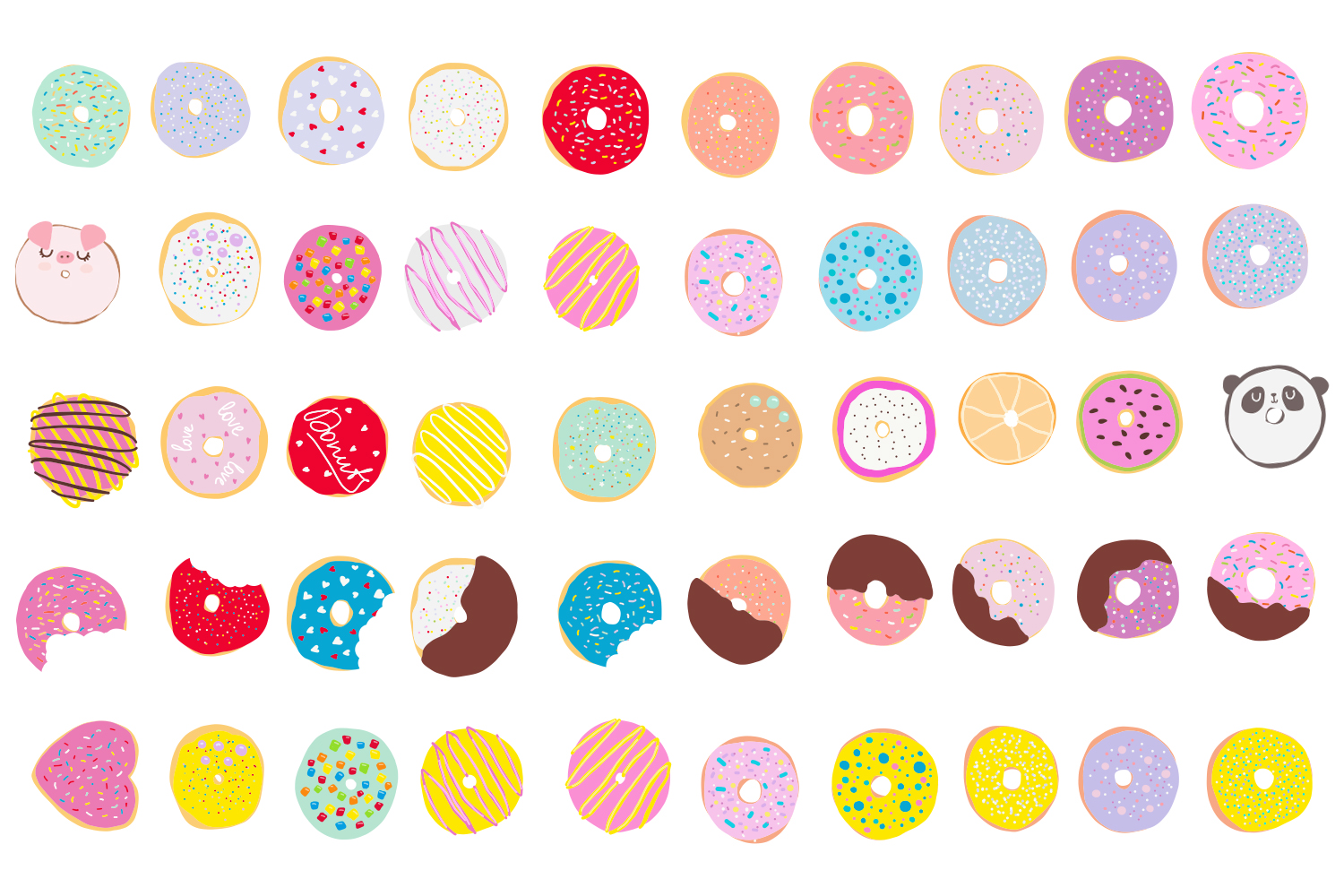 Delicious Donuts example image 2