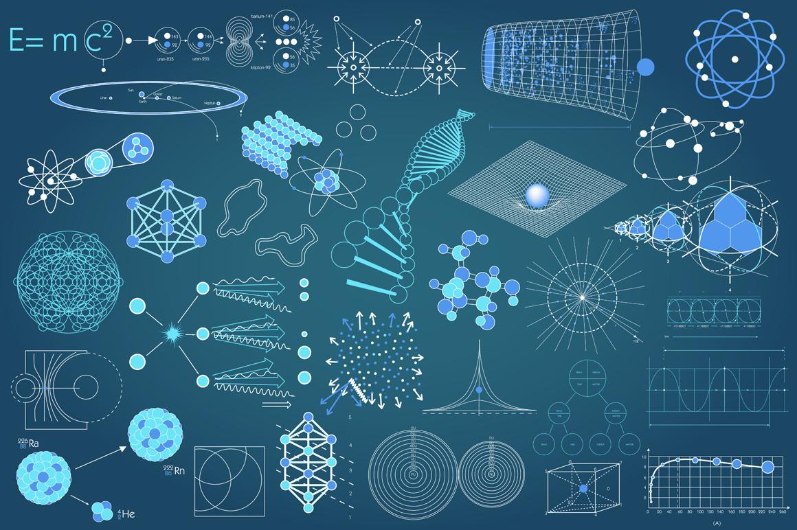 SCIENTIFIC Diagrams Collection example image 3