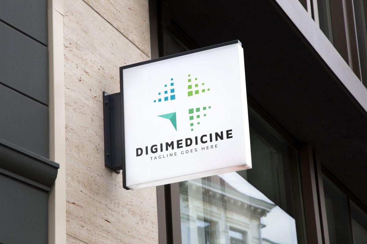 Digital Medicine Logo example image 3