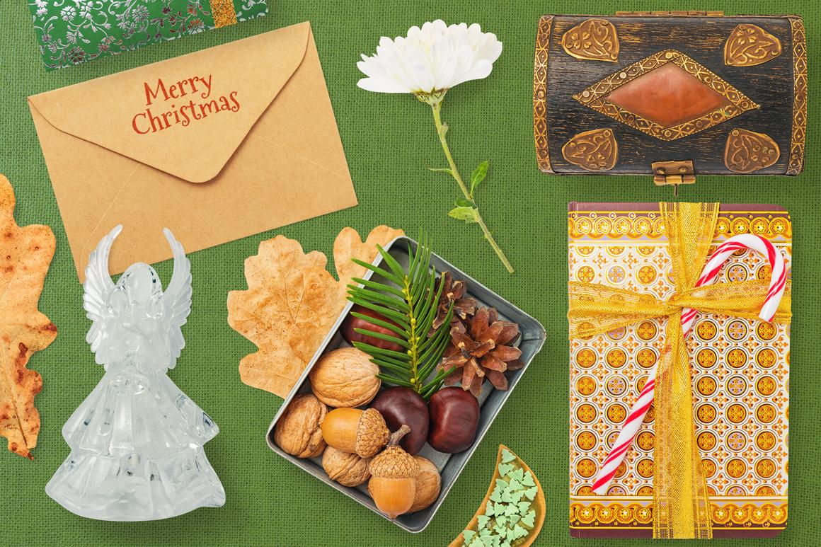 Christmas Scene Creator Volume 4 example image 7