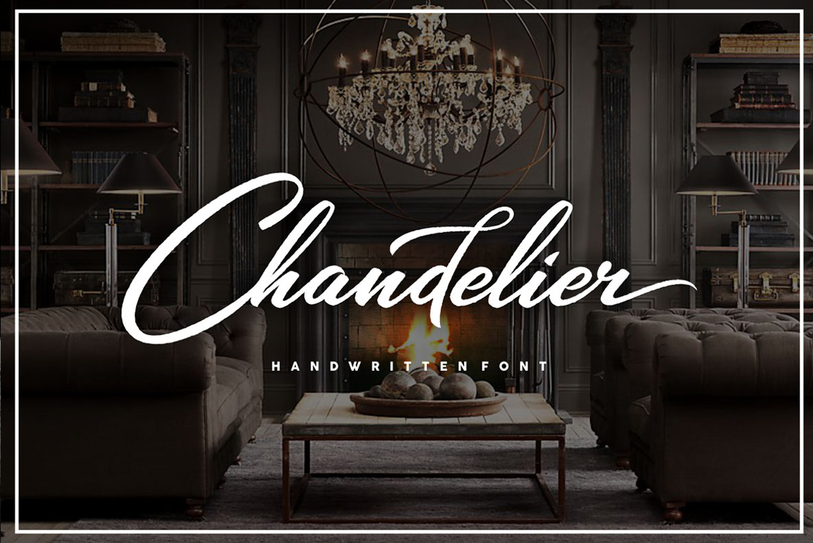Chandelier example image 1