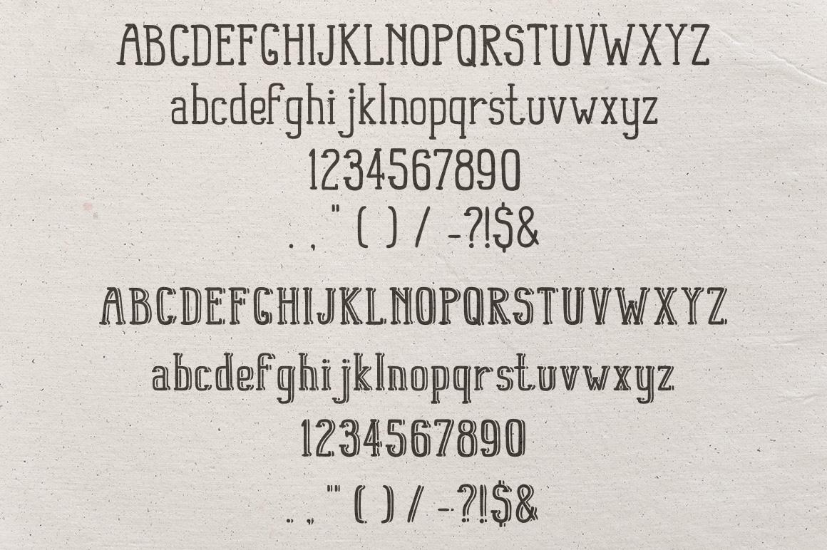Sesibo Fonts example image 3
