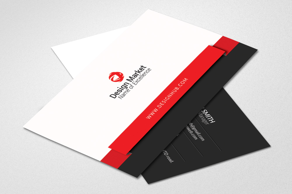 High Quality Business Cards example image 3