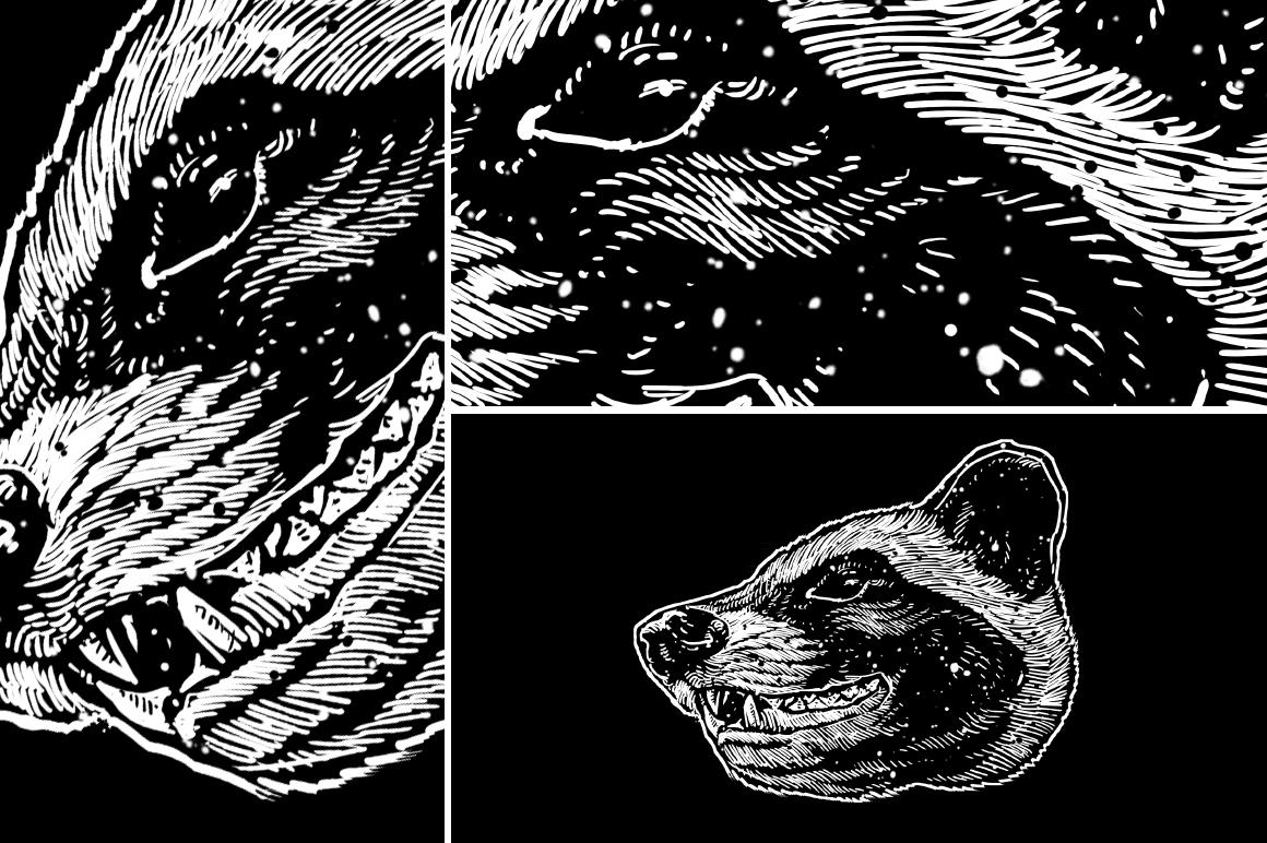 Weasel ART example image 5