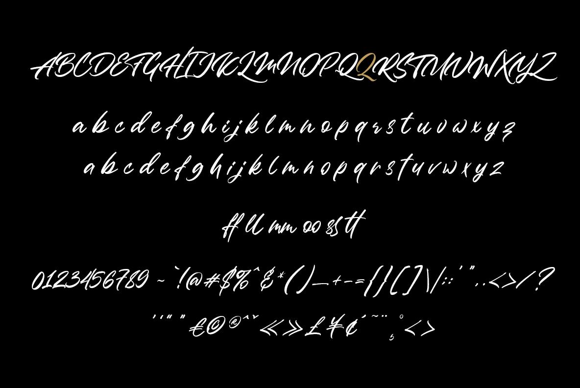 Quintton Script example image 9