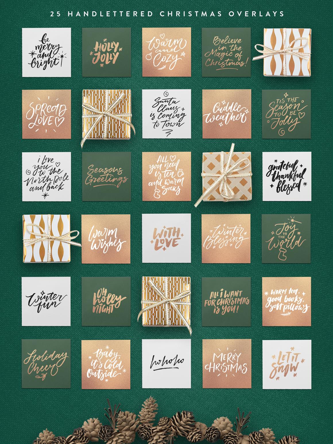 70 OFF Christmas Creator Bundle example image 26