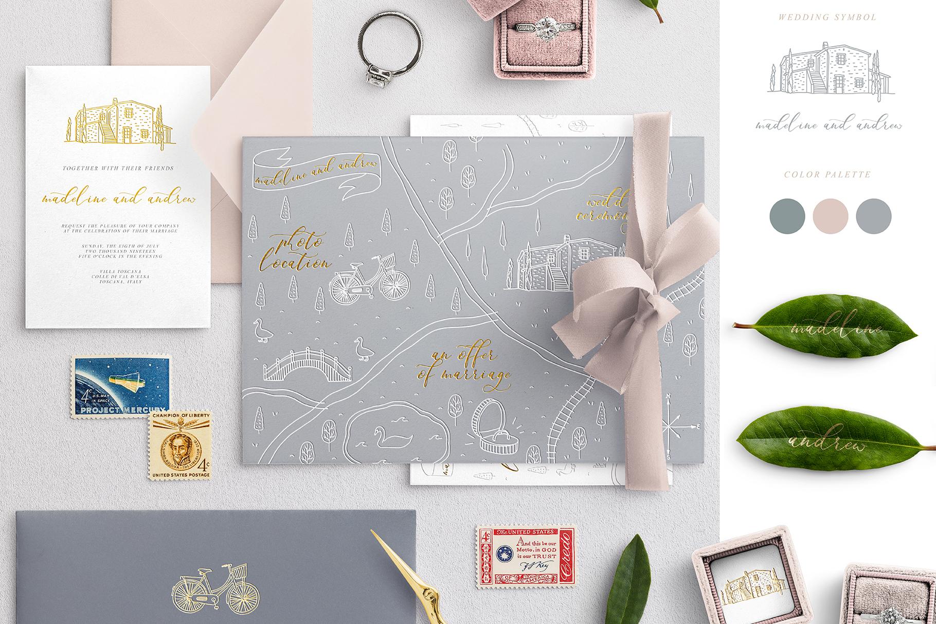 Wedding Map Creator example image 4