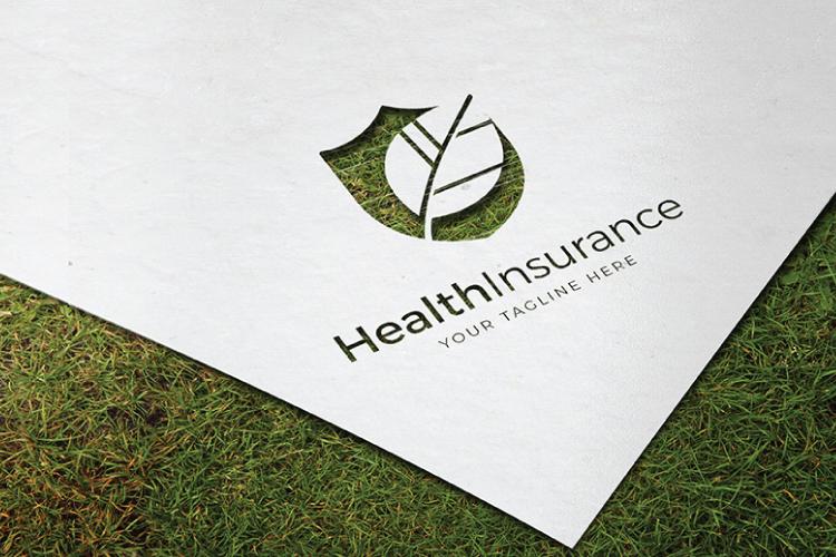 Leaf shield Logo example image 2