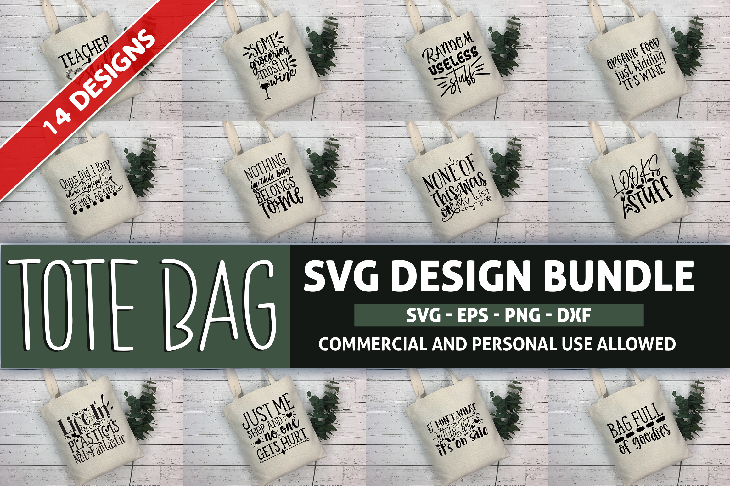 510 SVG DESIGN THE MIGHTY BUNDLE |32 DIFFERENT BUNDLES example image 5