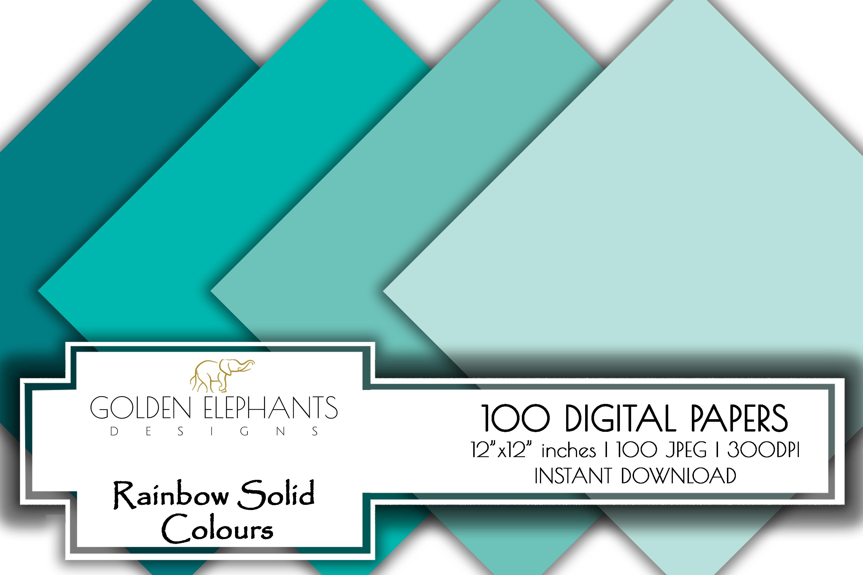 6c69c4b95935c 100 Solid Colour Digital Paper, Seamless Scale Patterns
