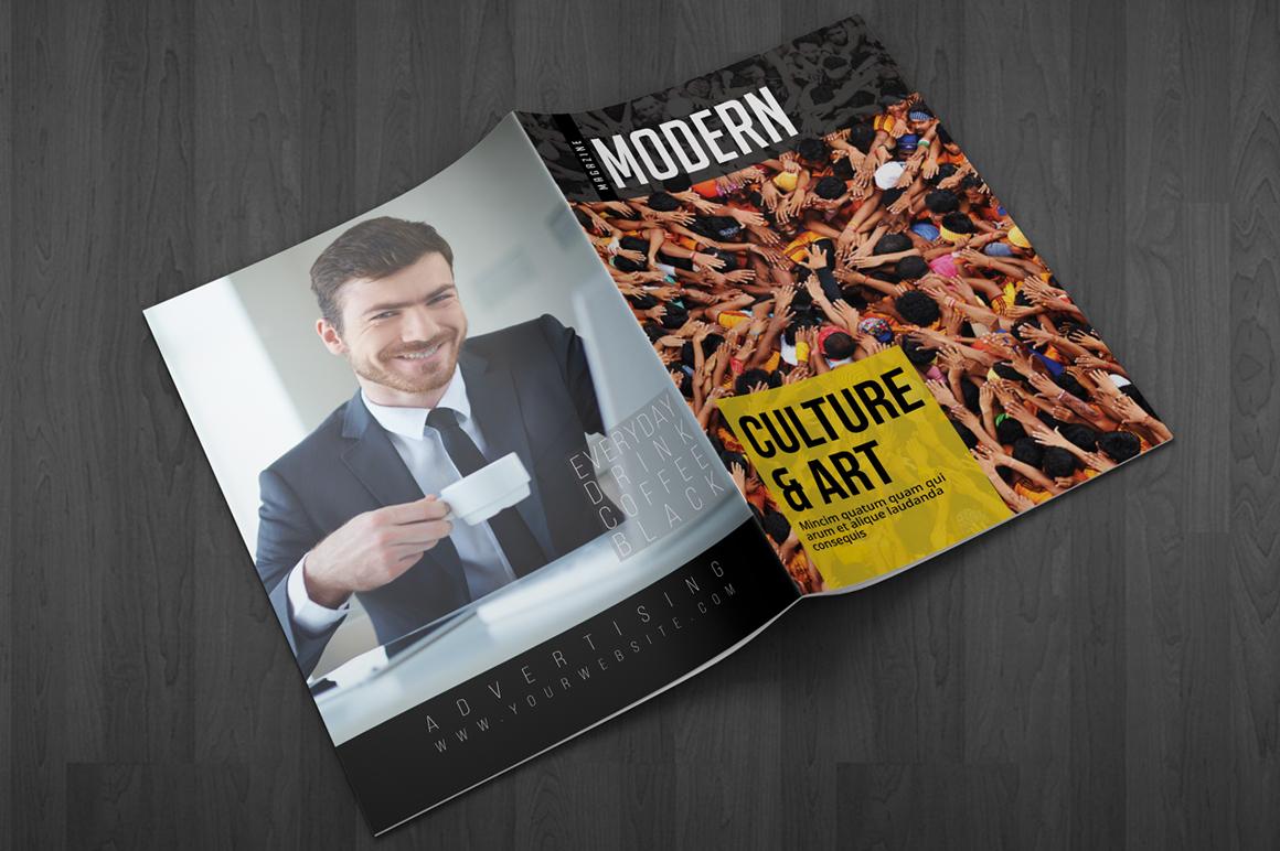 Modern Magazine example image 7