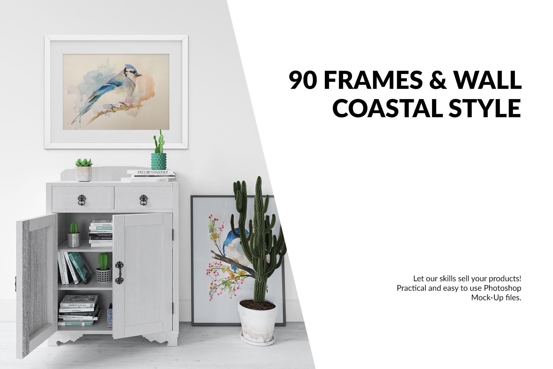 Custom Frames Set example image 1