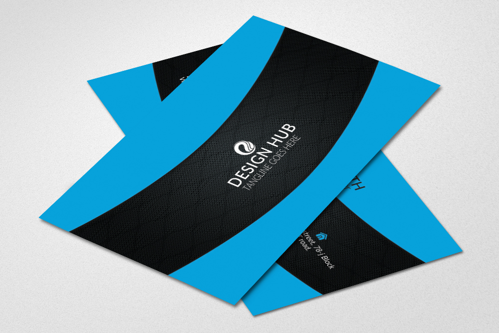 Fabulous Business Card Design example image 2