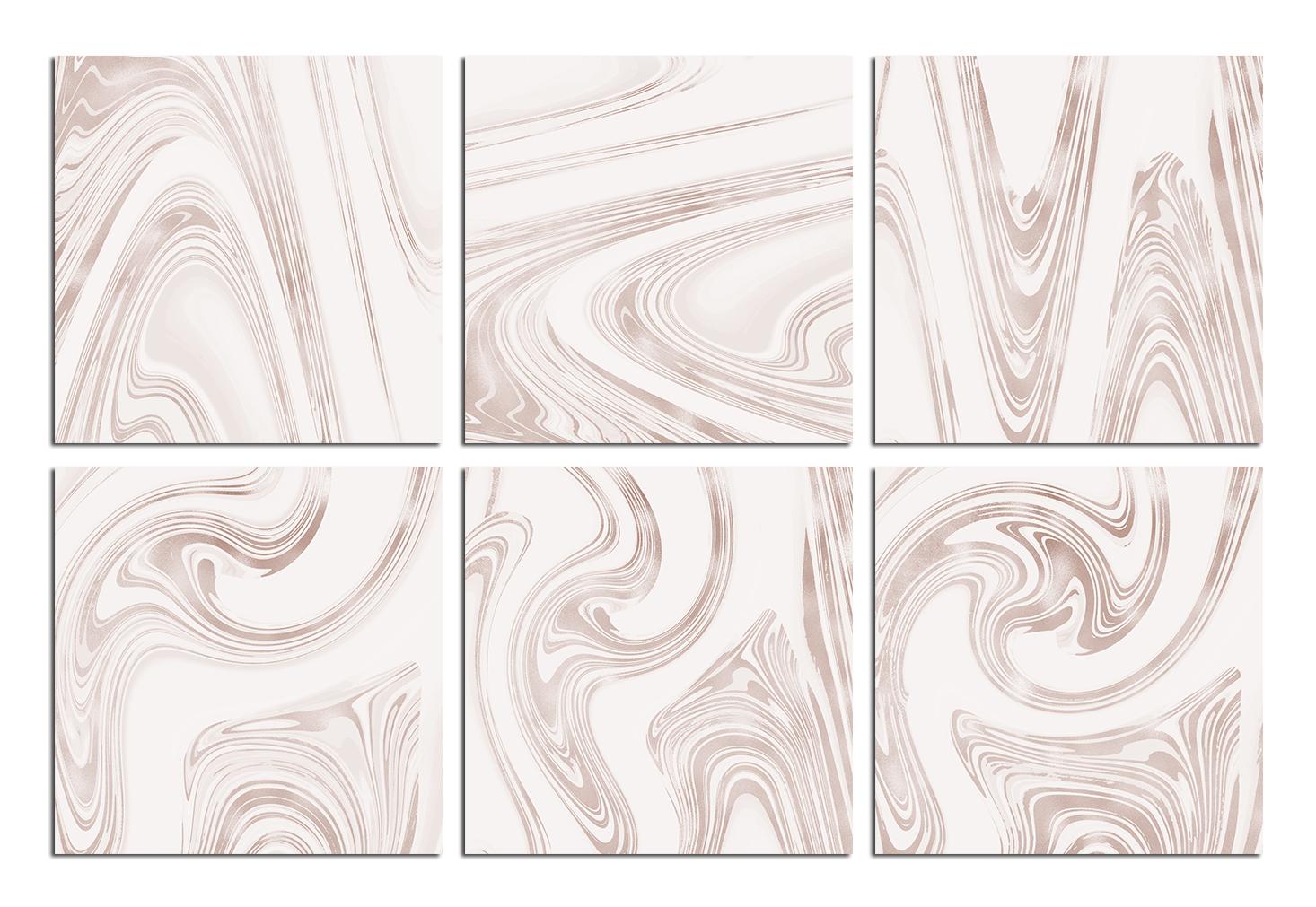 Marble Digital Paper BUNDLE example image 8