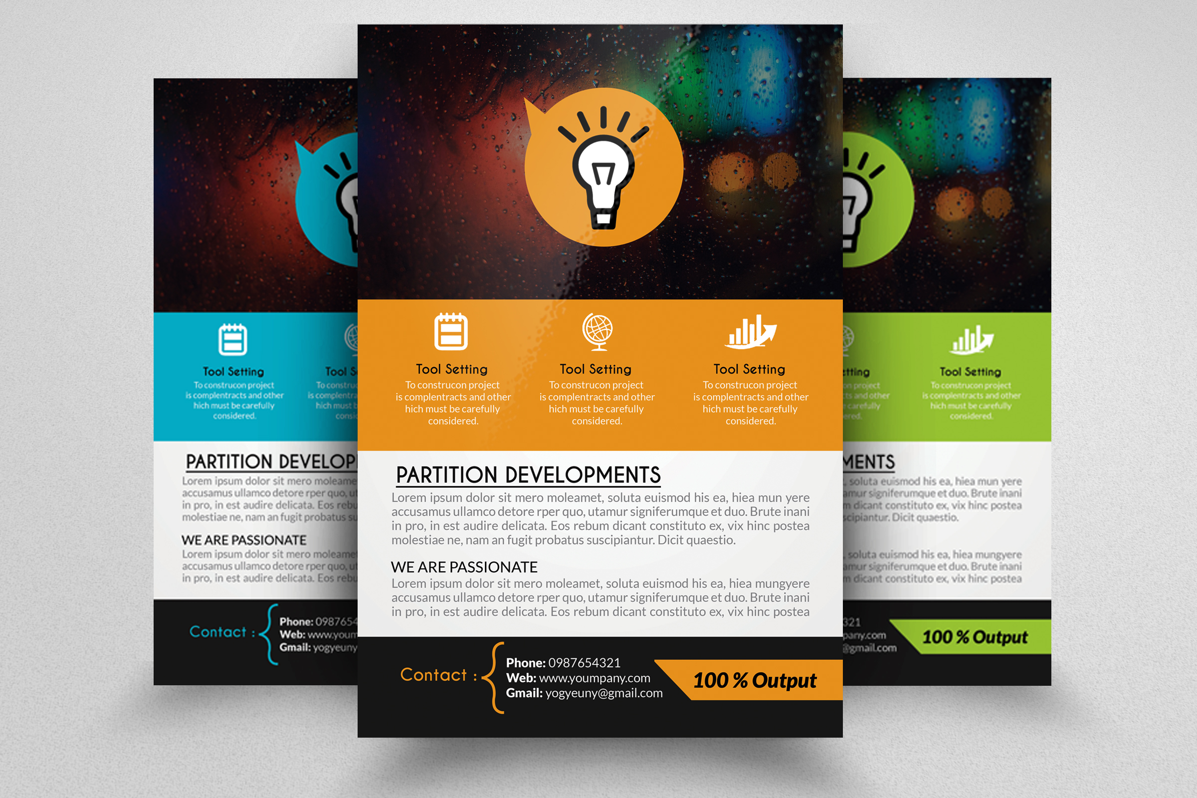 Business Good Idea Flyers example image 1