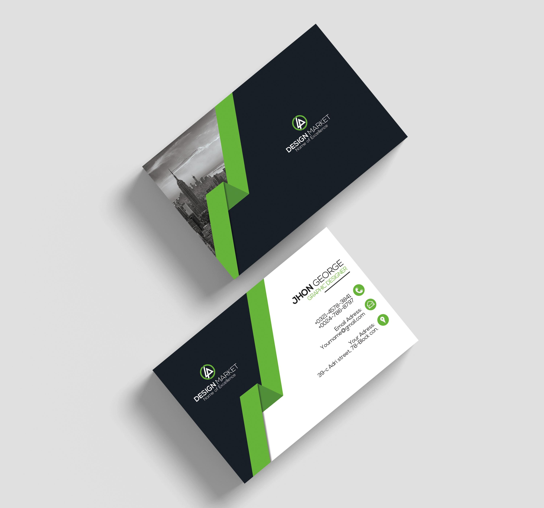 Stylish Business Cards example image 4