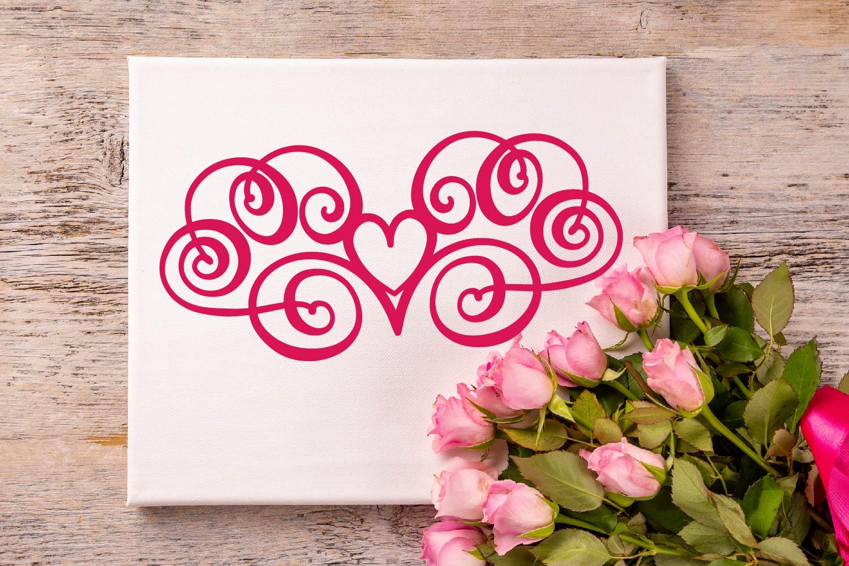Hand Drawn Flourishes  example image 3