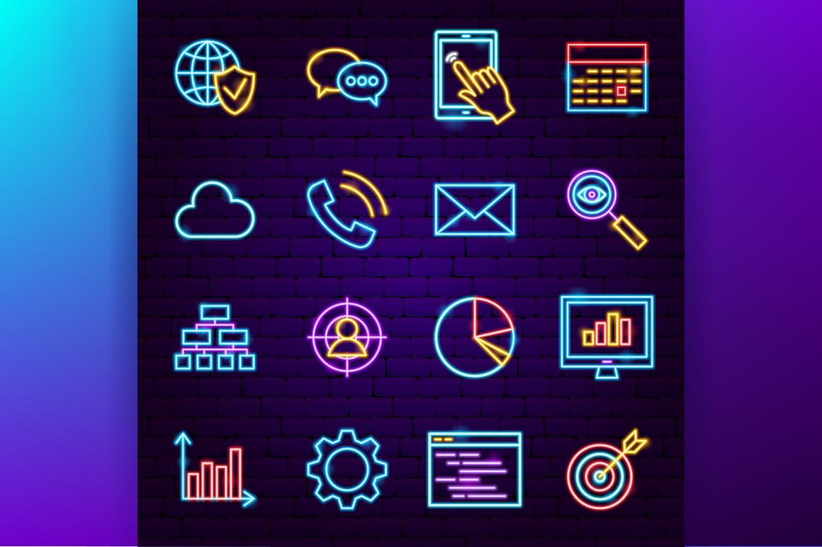 Web Development Neon example image 3