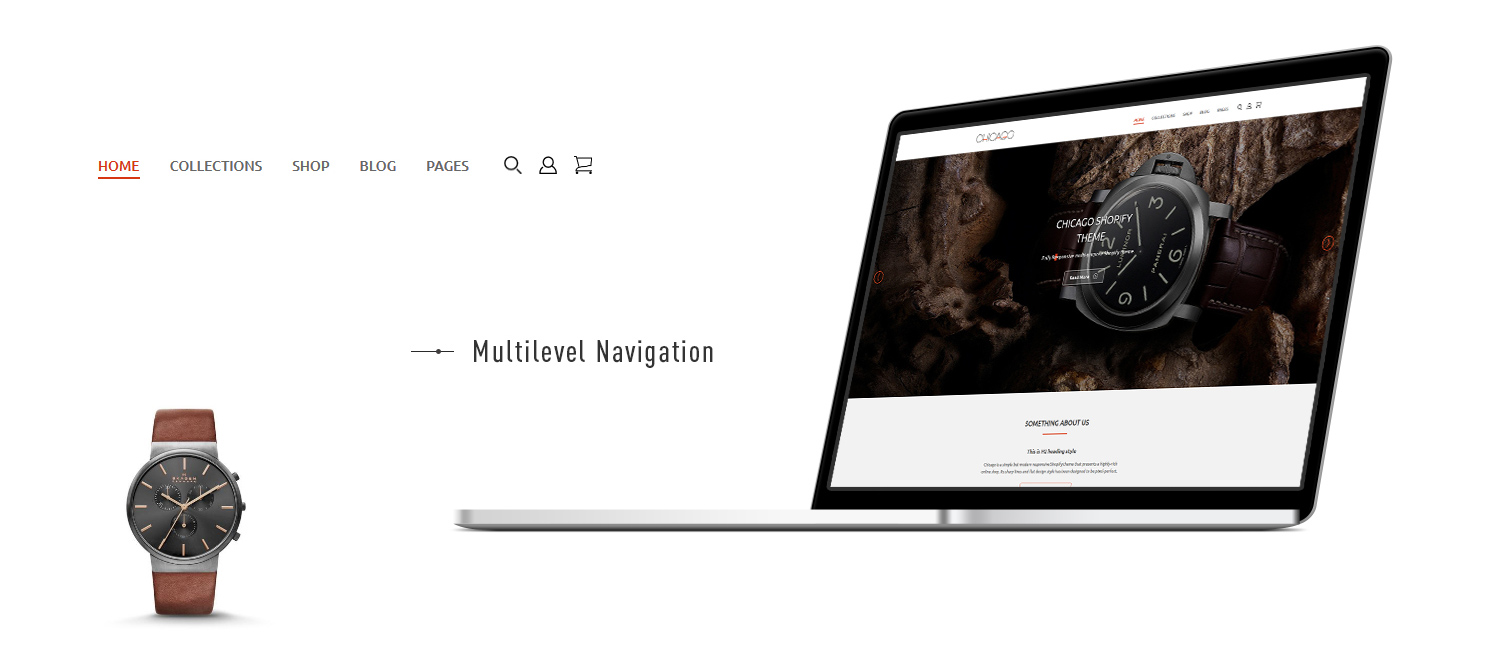 Chicago Shopify Theme example image 3