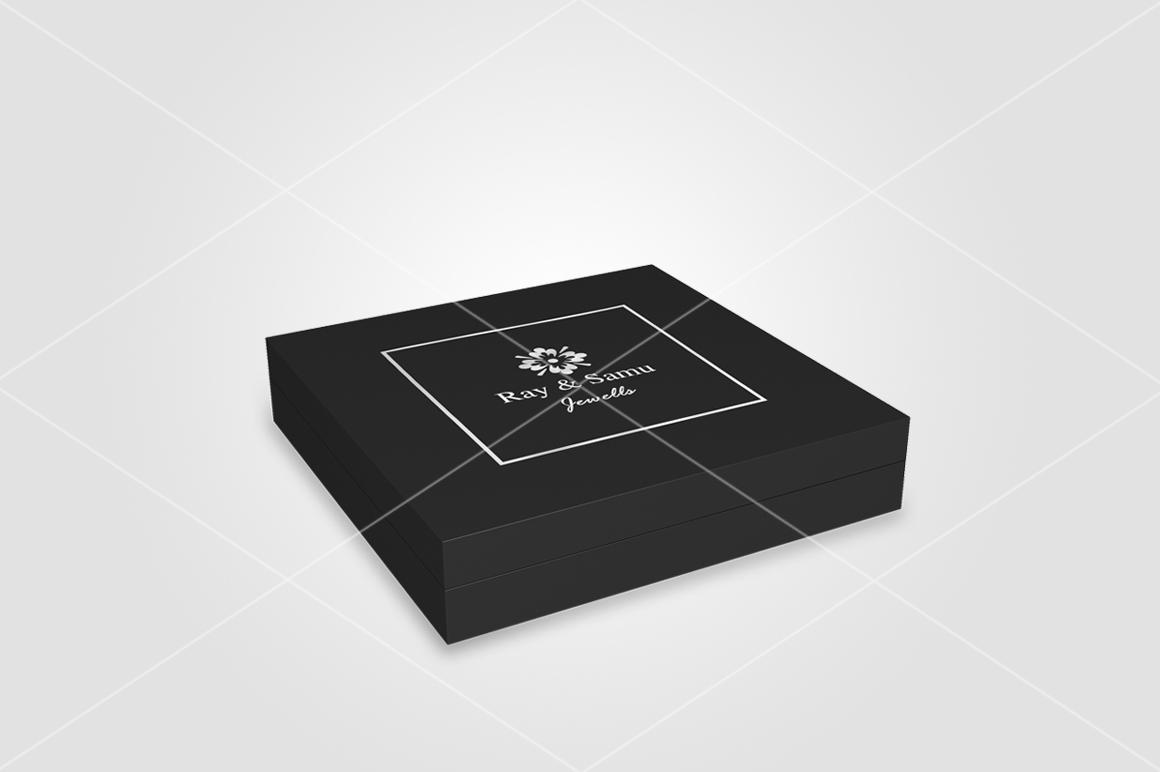 Jewelery Box Mockups Bundle example image 6