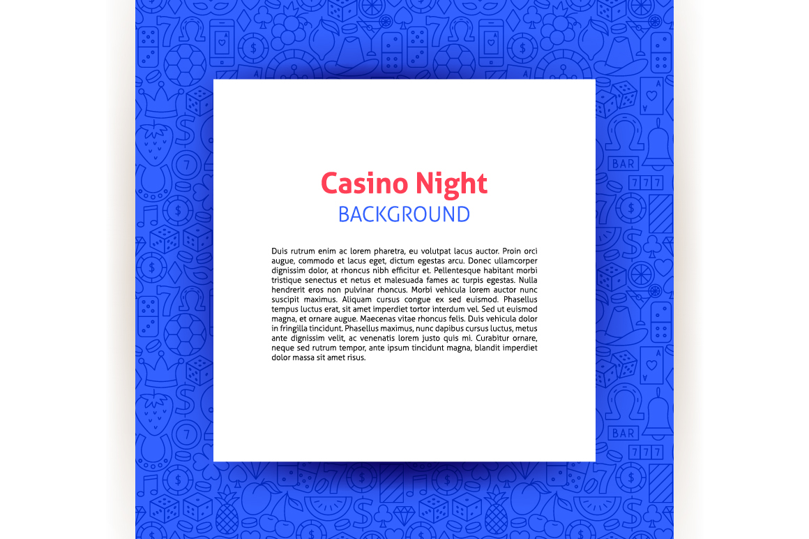 Casino Line Tile Patterns example image 5