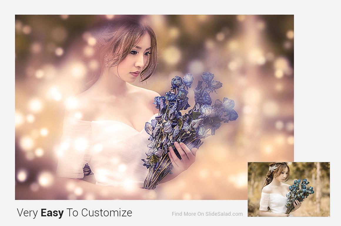 Soft Focus Photoshop Mock-ups example image 3