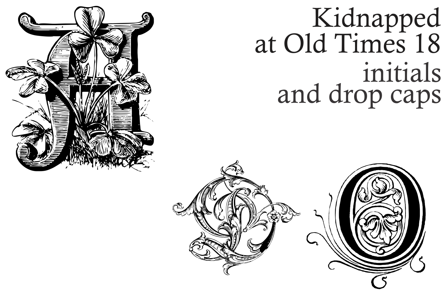 Kidnapped at Old Times 18 example image 1